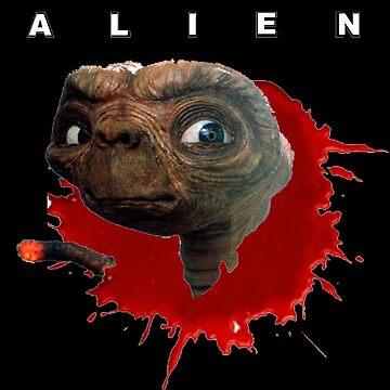 Alien E.T. by neonblade