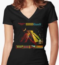 Gong - You Women's Fitted V-Neck T-Shirt