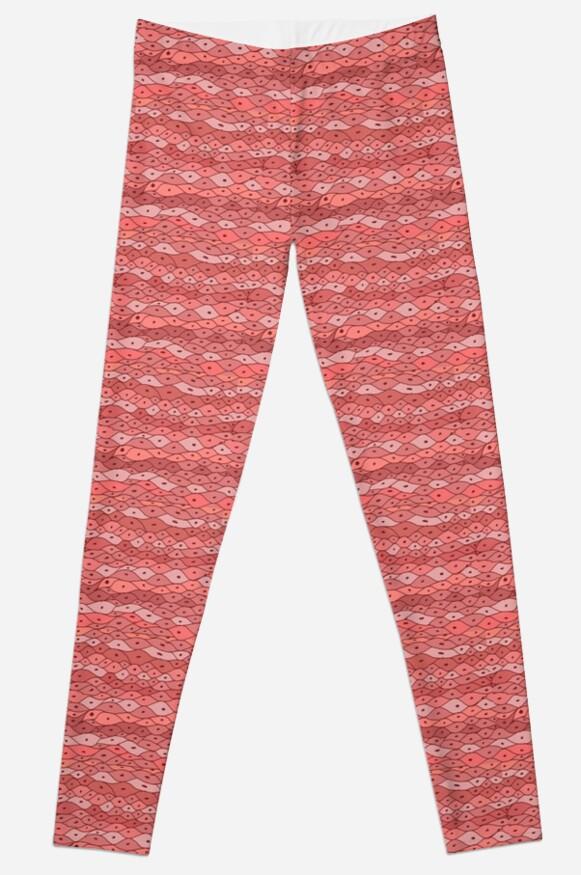 Legging «Tejido muscular liso» de alexpalaces96 | Redbubble