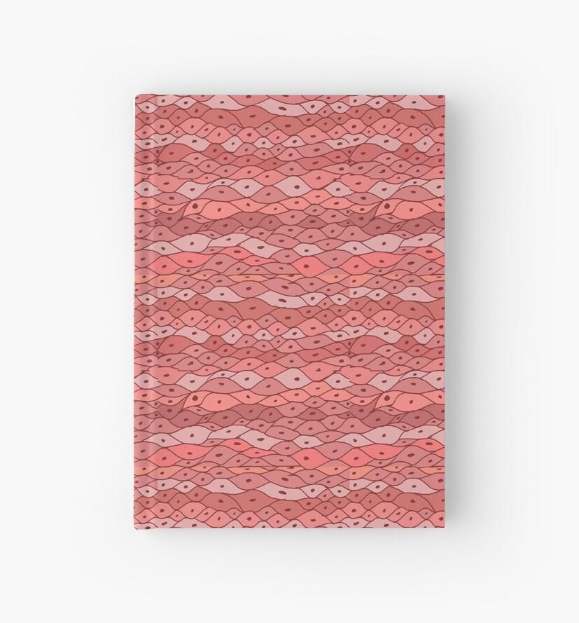 Cuadernos de tapa dura «Tejido muscular liso» de alexpalaces96 ...