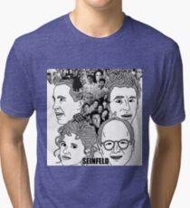 Seinfeld / Revolver Tri-blend T-Shirt