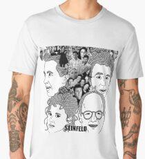 Seinfeld / Revolver Men's Premium T-Shirt