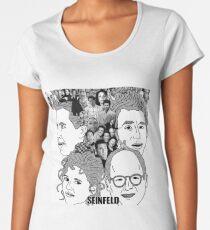 Seinfeld / Revolver Women's Premium T-Shirt