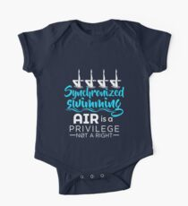 Synchronized Swimming Air Is A Privilege Not A Right Kids Clothes