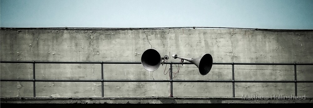 Urban Landscape by Matthew Hollinshead