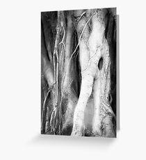 Eldritch Tree Greeting Card
