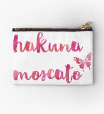 Hakuna Moscato Studio Pouch