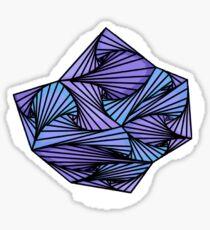 Indigo Paradox Sticker