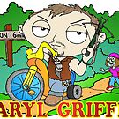 Daryl Griffin by Skree