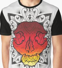 Animal skull with mandala Graphic T-Shirt