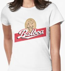 Balboa Beer Women's Fitted T-Shirt
