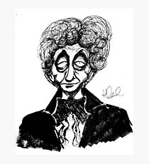 3rd Doctor Photographic Print