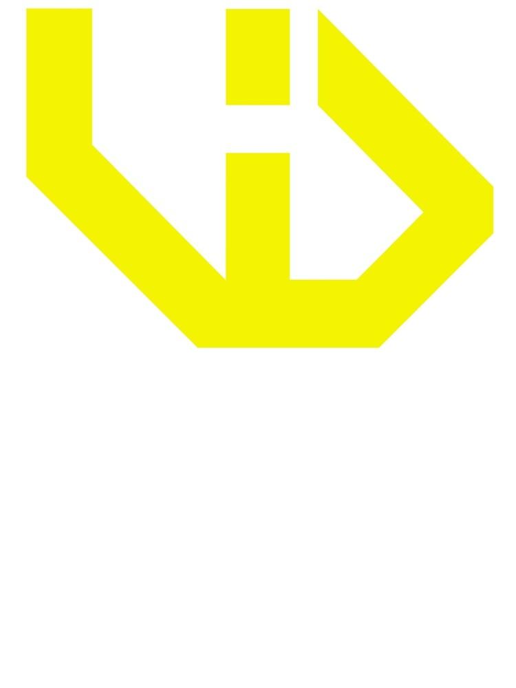 VloginDaily Logo Yellow by Scott-Marci VlogInDaily