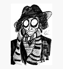 4th Doctor Photographic Print
