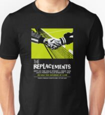 The Replacements Forest Hills show Slim Fit T-Shirt