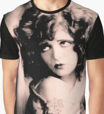 Clara Bow Graphic T-Shirt