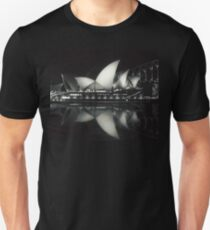 Quiet night at Sydney Opera House  Unisex T-Shirt
