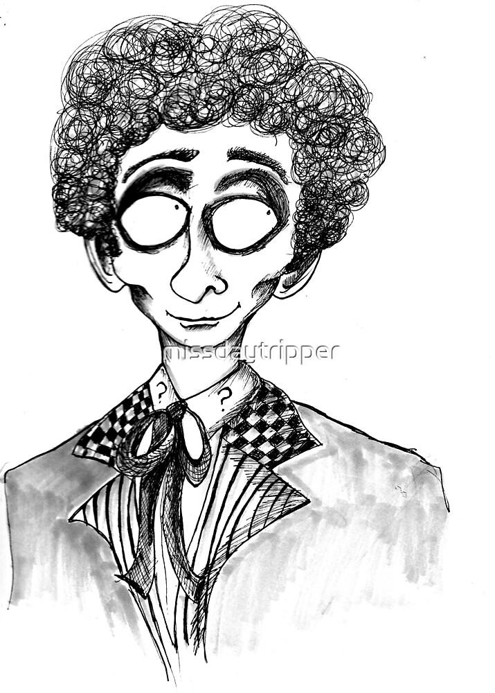 6th Doctor by missdaytripper