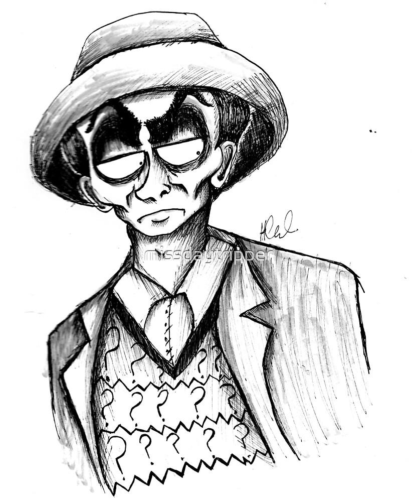 7th Doctor by missdaytripper