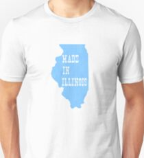 Made in Illinois Unisex T-Shirt