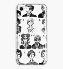 All of the Doctors iPhone Case/Skin