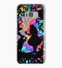 Alice has gone Psychedelic  Samsung Galaxy Case/Skin
