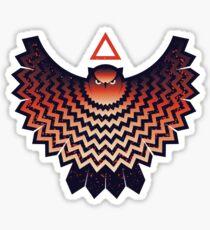 Hellooowl Sticker