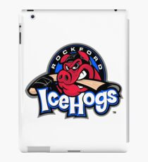 rockford icehogs iPad Case/Skin