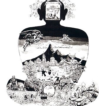 Flor Travellin 'Band - Satori de Garblesnatcher