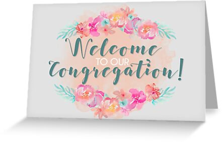 Welcome card 001 greeting cards by jwgiftstore redbubble welcome card 001 by jwgiftstore m4hsunfo