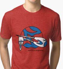 highway Tri-blend T-Shirt