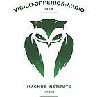 Vigilo Operior Audio von RustyQuill