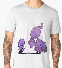 Pokemon - Ghost Zippers Men's Premium T-Shirt