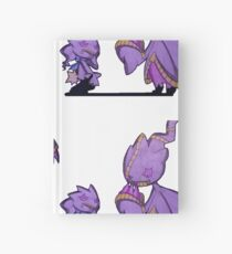 Pokemon - Ghost Zippers Hardcover Journal