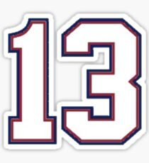 #13 obj Sticker