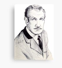 The Marvelous Mr. Price Canvas Print