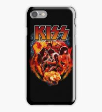 TRIBUTE TO KISS iPhone Case/Skin