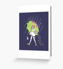Spirit Salt Greeting Card
