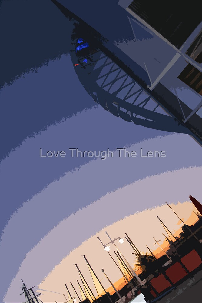 Spinnaker Tower by Love Through The Lens