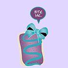 Bite Me Wild Berry Tart by Dreaphilia