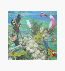 GALLIMAUFRY ~ D1G1TAL-M00DZ ~ Colours in Flight by tasmanianartist Scarf