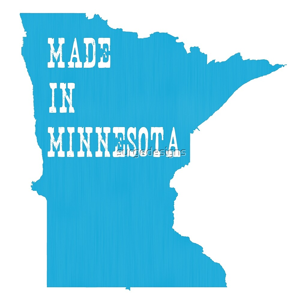 Made in Minnesota by surgedesigns