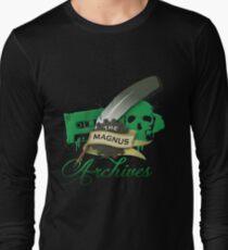 The Magnus Archives Logo Long Sleeve T-Shirt