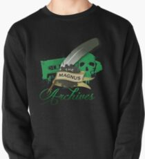 The Magnus Archives Logo Pullover