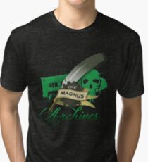 The Magnus Archives Logo Tri-blend T-Shirt