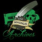 The Magnus Archives Logo by RustyQuill