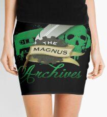 The Magnus Archives Logo Mini Skirt