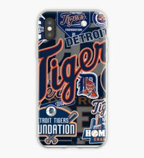 Detroit Tigers iPhone Case