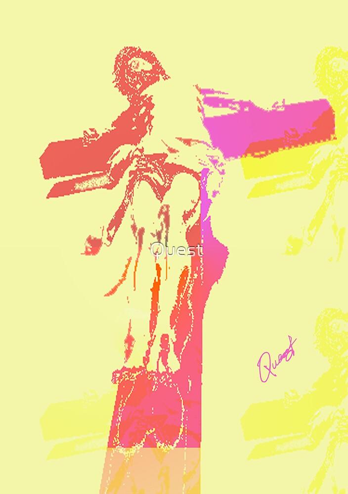 John 3:16 by Quest