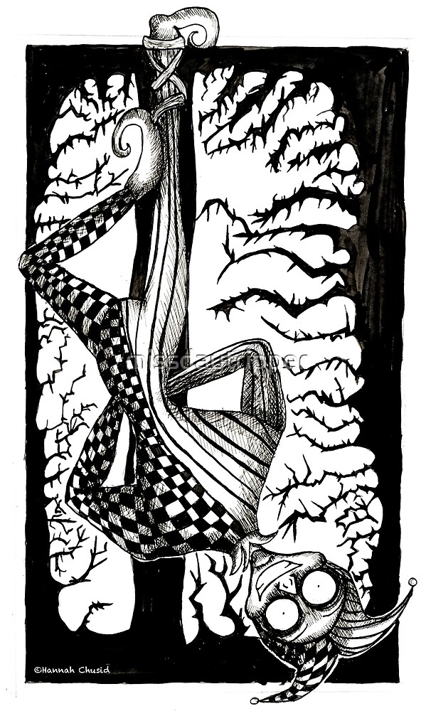 The Hanged Man by missdaytripper